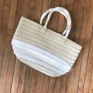 Wicker Purse NEW
